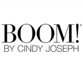 BOOM by Cindy Joseph Logo