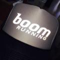 boom RUNNING Logo