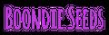 Boondie Seeds logo