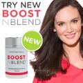 Boost N Blend Logo