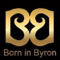 Born in Byron Australia Logo