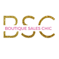 Boutique Sales Chic Logo