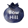 Bow Hill Blueberries USA Logo