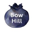 Bow Hill Blueberries logo