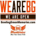 BG Memories Apparel - BGSU Logo