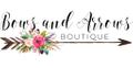 Bows and Arrows Boutique Texas Logo