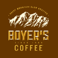 Boyer's Coffee Logo