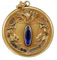 Boylerpf Antique Vintage Jewelry Logo