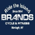 Brands Cycle and Fitness USA Logo