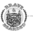 Brave & Bearded Logo