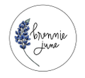 Brennie June Logo