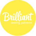 Brilliant Sewing Patterns Logo