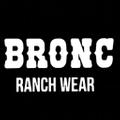 Bronc Ranch Wear USA Logo