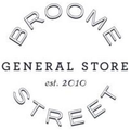 Broome St. General Store Logo