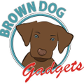 Brown Dog Gadgets USA Logo