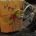 Brown Leaf Tea Logo