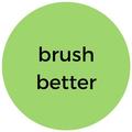 Brush Better logo