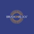 Brush On Block Logo