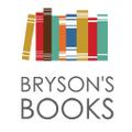 Bryson's Books USA Logo