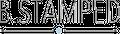 B.Stamped Logo