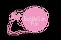 Bubblegum Pink Logo