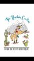 Buckin Cactus Boutique Logo