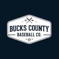 Bucks County Baseball Co. Logo