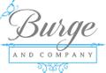 Burge and Logo