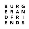 BURGER AND FRIENDS Logo