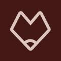 Burgundy Fox Logo