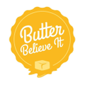 Butter Believe It logo