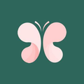 Butterfly Maternity Pillow Logo