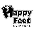Happy Feet Slippers Logo