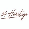 34heritage logo