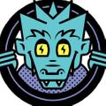Caffeinated Kobold USA Logo