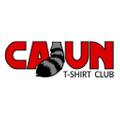 Cajun T-Shirt Club Logo