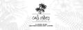Cali Vibes Candle Company Logo