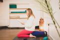 Calm Yoga Studio Logo