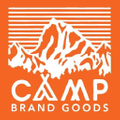 Camp Brand Goods Logo