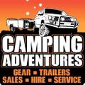 Camping Adventures Logo