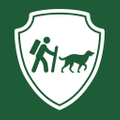 Camping With Dogs Logo