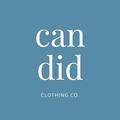 Candid Clothing logo