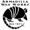 Armadilla Wax Works USA Logo