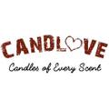 Candlove Candle Co. USA Logo