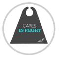 Capes In Flight Logo