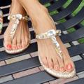 Capri Girl Sandals Logo