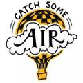 Catch Some Air Logo