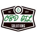 CBD Oil Solutions logo
