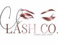 CB Lash Co. Logo