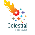 Celestial Fire Glass Logo